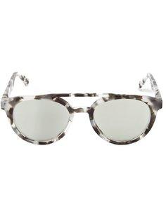 солнцезащитные очки  с мраморным эффектом  Mykita