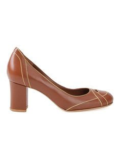 mid-heel pumps Sarah Chofakian