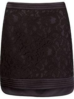 кружевная юбка прямого кроя marescot Martha Medeiros