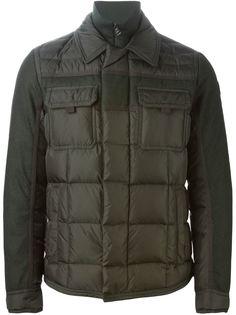 стеганая куртка Edward  Moncler