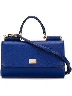 маленькая сумка через плечо Sicily  Dolce & Gabbana