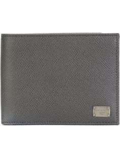 классический бумажник Dauphine  Dolce & Gabbana