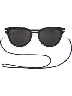 солнцезащитные очки в круглой оправе Dior Eyewear