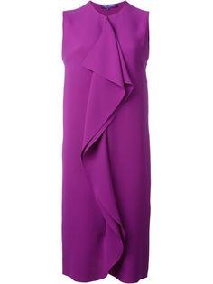 платье с оборками  Ralph Lauren
