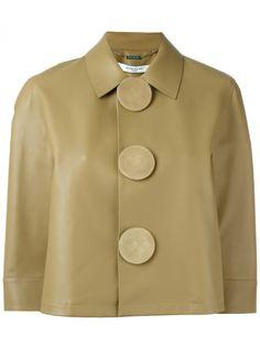 укороченная куртка на пуговицах Givenchy
