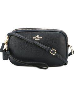 сумка через плечо с застежкой-молнией Coach