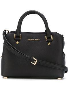 маленькая сумка-тоут Savannah Michael Michael Kors