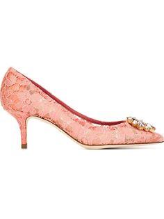 туфли Belluci Dolce & Gabbana
