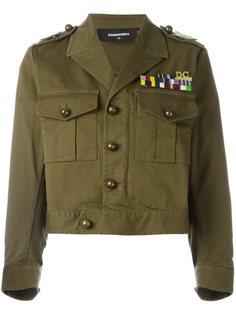 куртка Golden Arrow Dsquared2
