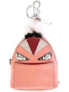 брелок в виде рюкзак Bag Bugs Fendi