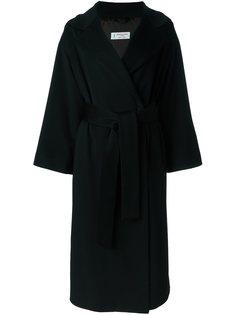 расклешенное пальто  Alberto Biani