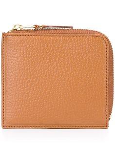 классический бумажник на молнии Comme Des Garçons Wallet