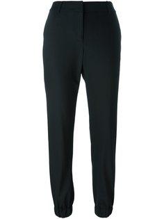 брюки с манжетами на резинке  Michael Michael Kors