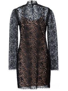 кружевное платье мини  Alexander Wang