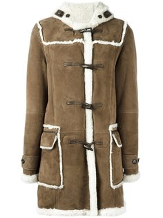 пальто из овчины Liska