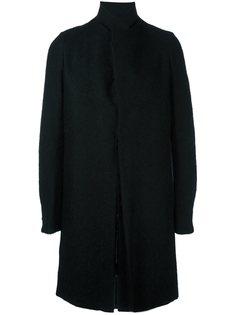 классический удлиненный пиджак с поясом Cedric Jacquemyn