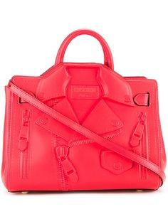 байкерская сумка-тоут  Moschino