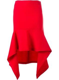 юбка асимметричного кроя  Marni