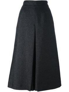укороченные брюки Saint Laurent