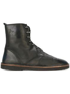 ботинки на шнуровке  Golden Goose Deluxe Brand