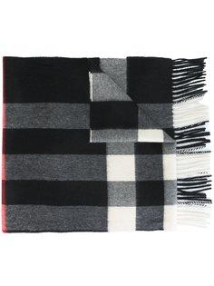 шарф в клетку House Burberry