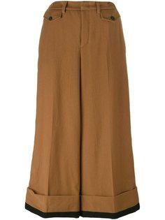 брюки Embellished Wide Leg Cropped Nº21