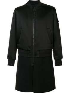 пальто-бомбер Neil Barrett