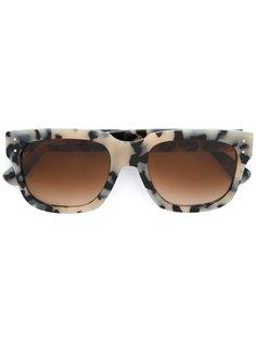 солнцезащитные очки  с квадратной оправой Ami Alexandre Mattiussi