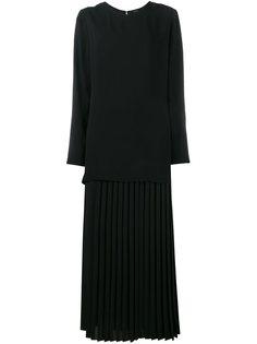 многослойное платье Adam Lippes