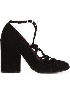 туфли на массивном каблуке  Marc Jacobs