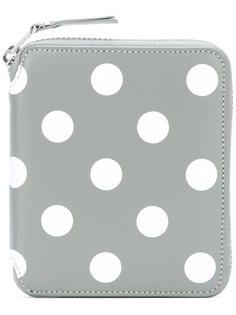 кошелек в горошек  Comme Des Garçons Wallet