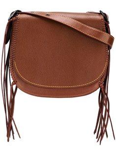 сумка через плечо Saddle Coach