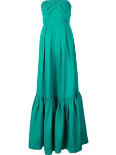 длинное платье Kimberly Zac Zac Posen