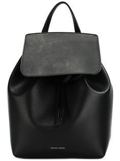 мини рюкзак с откидным клапаном Mansur Gavriel