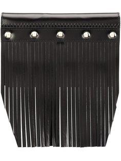 кошелек с бахромой и заклепками Comme Des Garçons Wallet