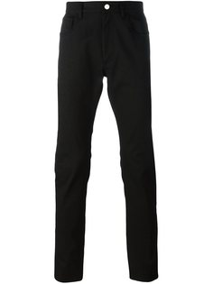 прямые джинсы Raf Simons