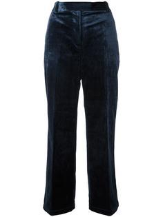 укороченные бархатные брюки 3.1 Phillip Lim