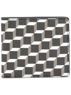бумажник с геометрическим узором Pierre Hardy