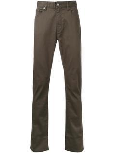 джинсы прямого кроя Kent & Curwen