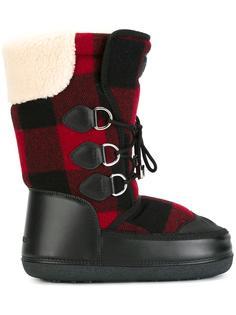 лыжные ботинки Dsquared2