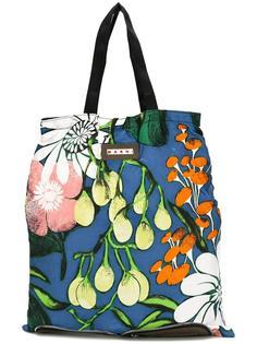 складная сумка-шоппер  Marni