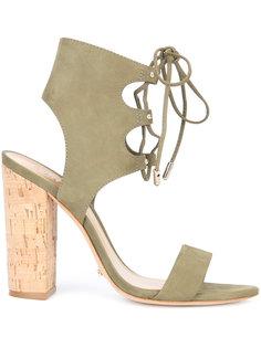 босоножки на шнуровке Cruz Schutz