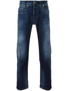 выбеленные джинсы кроя слим Diesel