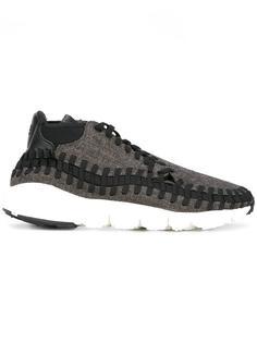 кеды Air Footscape Woven Chukka Nike