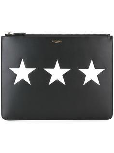 клатч со звездами Givenchy