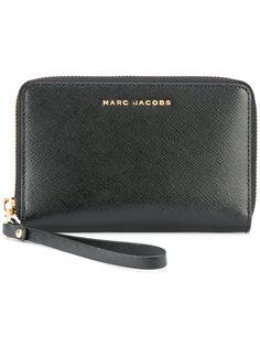 двухцветный кошелек Marc Jacobs
