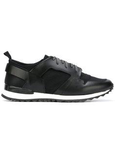 кроссовки на шнуровке Oamc