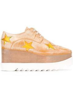 кроссовки на платформе  Stella McCartney