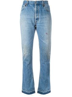 расклешенные джинсы Elsa  Re/Done
