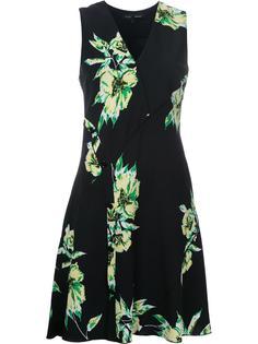 платье без рукавов  Proenza Schouler